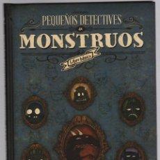 Cómics: PEQUEÑOS DETECTIVES DE MONSTRUOS. EN LA OSCURIDAD. NOSOLOROL EDICIONES. 2014. Lote 288659278
