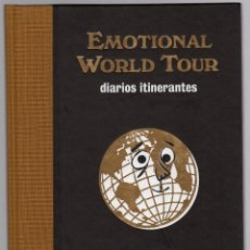 Cómics: EMOTIONAL WORLD TOUR. DIARIOS ITINERANTES. MIGUEL GALLARDO & PACO ROCA. ASTIBERRI, 2009. 3ª EDICION. Lote 288660568