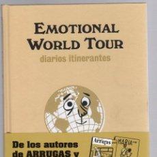 Cómics: EMOTIONAL WORLD TOUR. DIARIOS ITINERANTES. MIGUEL GALLARDO & PACO ROCA. ASTIBERRI, 2009. 3ª EDICION. Lote 288662248