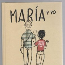 Cómics: MARIA Y YO. MARIA GALLARDO & MIGUEL GALLARDO. ASTIBERRI, 2007. 3ª EDICION. RECOMENDABLE. AUTISMO. Lote 288662528