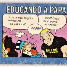 Cómics: EDUCANDO A PAPÁ DE FRANK JOHSON Nº: 5 ED. OVEJA NEGRA.. Lote 288665013