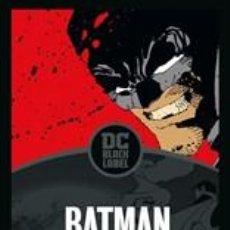 Cómics: BATMAN: EL CONTRAATAQUE DEL CABALLERO OSCURO (BIBLIOTECA DC BLACK LABEL). Lote 288717008