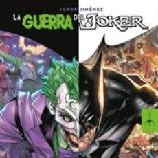 Cómics: FOCUS - JORGE JIMÉNEZ: LA GUERRA DEL JOKER. Lote 288717583
