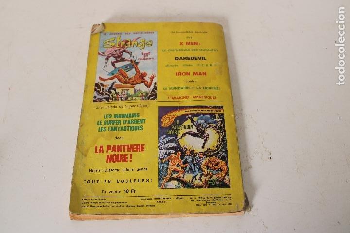 Cómics: Strange 52 (Editions Lug / Semic France) 1974 - Foto 2 - 288863083