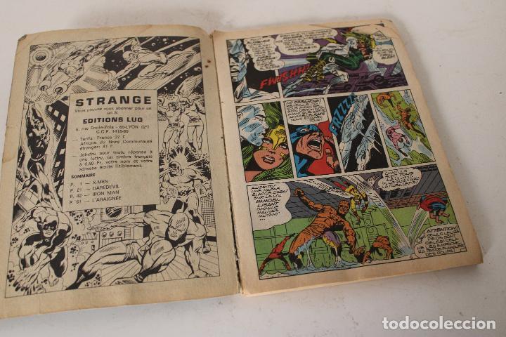 Cómics: Strange 52 (Editions Lug / Semic France) 1974 - Foto 4 - 288863083
