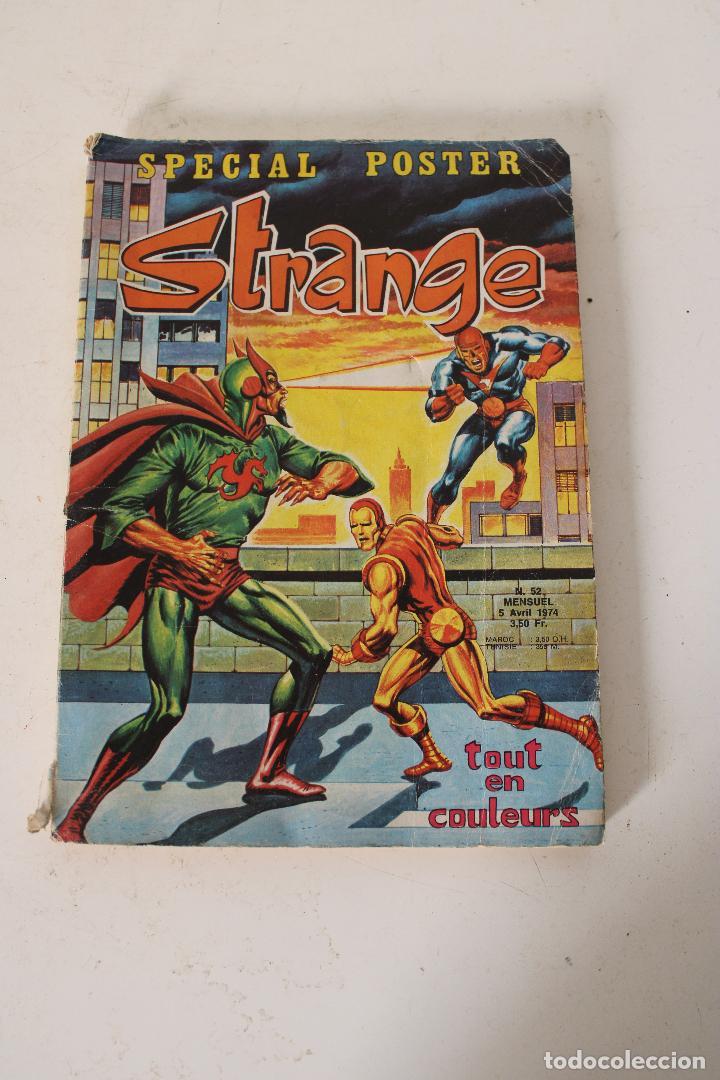 STRANGE 52 (EDITIONS LUG / SEMIC FRANCE) 1974 (Tebeos y Comics Pendientes de Clasificar)