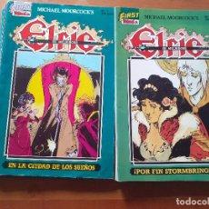 Cómics: ELRIC. LOTE CON LOS NÚMEROS 1-2-3-5-6-7-9-10 Y 11. Lote 288878468