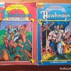Cómics: HAWKMOON. LOTE CON LOS NÚMEROS 1-2-3-4-5-6-7-9-10 Y 11. Lote 288878643