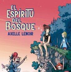 Cómics: EL ESPIRITU DEL BOSQUE - AXELLE LENOIR - LA CÚPULA. Lote 288880348