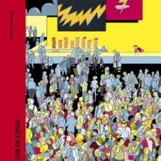 Cómics: SOBRA UN AUTOR DE CÓMIC -DANIEL BLANCOU - NUEVO NUEVE. Lote 288887693