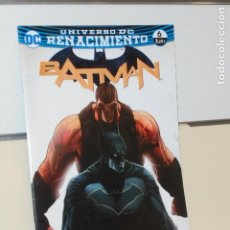 Cómics: UNIVERSO DC RENACIMIENTO BATMAN Nº 6 YO SOY SUICIDA SEGUNDA PARTE TOM KING - ECC. Lote 288981468