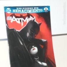 Cómics: UNIVERSO DC RENACIMIENTO BATMAN Nº 8 TOM KING - ECC. Lote 288981943