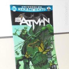 Cómics: UNIVERSO DC RENACIMIENTO BATMAN Nº 12 TOM KING - ECC. Lote 288982953