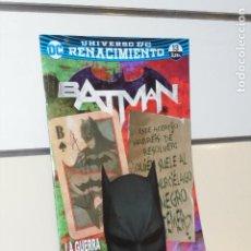Cómics: UNIVERSO DC RENACIMIENTO BATMAN Nº 13 LA GUERRA DE BROMAS Y ACERTIJOS PRIMERA PARTE TOM KING - ECC. Lote 288983303