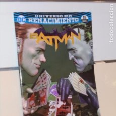 Cómics: UNIVERSO DC RENACIMIENTO BATMAN Nº 15 LA GUERRA DE BROMAS Y ACERTIJOS TERCERA PARTE TOM KING - ECC. Lote 288998478
