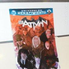 Cómics: UNIVERSO DC RENACIMIENTO BATMAN Nº 16 LA GUERRA DE BROMAS Y ACERTIJOS CUARTA PARTE TOM KING - ECC. Lote 288998673