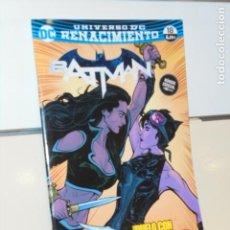 Cómics: UNIVERSO DC RENACIMIENTO BATMAN Nº 18 TOM KING - ECC. Lote 288999033