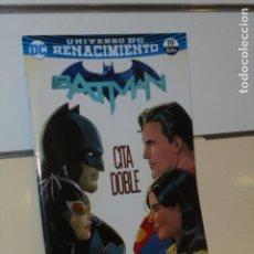 Cómics: UNIVERSO DC RENACIMIENTO BATMAN Nº 19 CITA DOBLE TOM KING - ECC. Lote 288999243