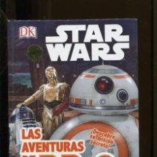 Cómics: STAR WARS. LAS AVENTURAS DE BB-8. TAPA DURA DISNEY PLANETA. Lote 289203368