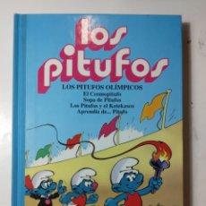 Cómics: LOS PITUFOS, LOS PITUFOS OLIMPICOS,ED B. Lote 289203673