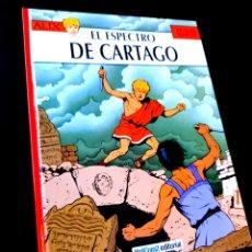 Cómics: DE KIOSCO LAS AVENTURAS DE ALIX 13 EL ESPECTROCDE CARTAGO 1° PRIMERA EDICION NETCOM2. Lote 289207953