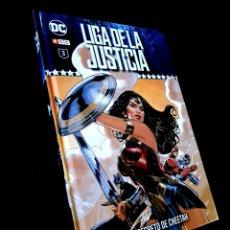 Cómics: DE KIOSCO LIGA DE LA JUSTICIA 3 EL SECRETO DE CHEETAH DC ECC. Lote 289212823