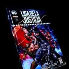 Cómics: DE KIOSCO LIGA DE LA JUSTICIA 2 LA TRAVESIA DE VILLANO DC ECC. Lote 289212938