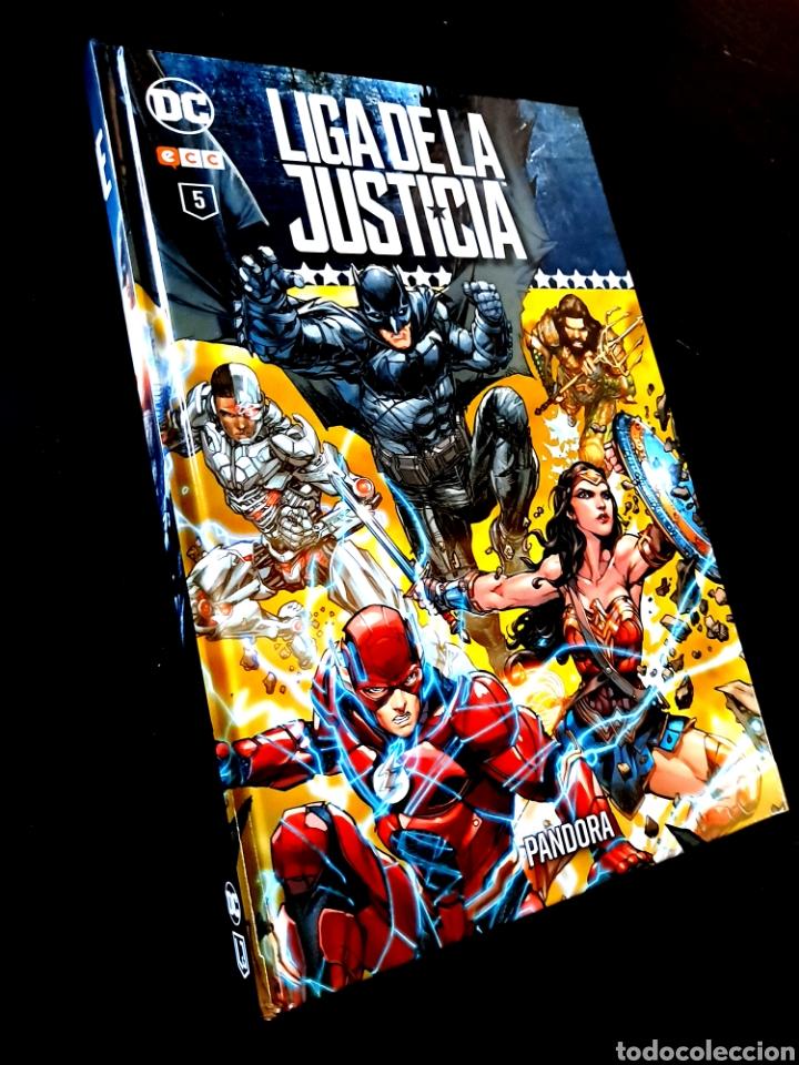 EXCELENTE ESTADO LIGA DE LA JUSTICIA 5 PANDORA DC ECC (Tebeos y Comics - Comics otras Editoriales Actuales)