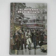 Cómics: EL INVIERNO DEL DIBUJANTE. PACO ROCA.. Lote 289220158