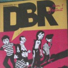 Cómics: DBR. Nº 1. EL MALSON. GENERALITAT DE CATALUNYA. 2006. Lote 289225553