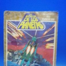Cómics: LA BATALLA DE LOS PLANETAS. EL GIGANTE DEL PLANETA ZYR. EDITORIAL FHER. Nº 9. 1980.. Lote 289239138