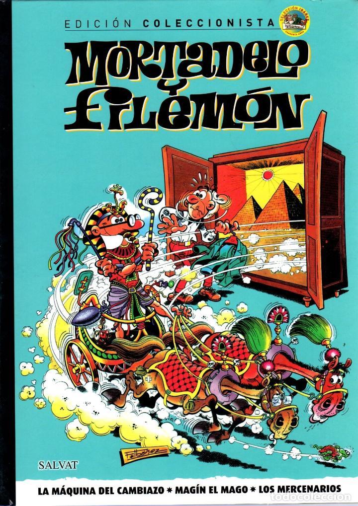 MORTADELO Y FILEMON EDICION COLECCIONISTA. Nº 1 SALVAT (Tebeos y Comics - Comics otras Editoriales Actuales)