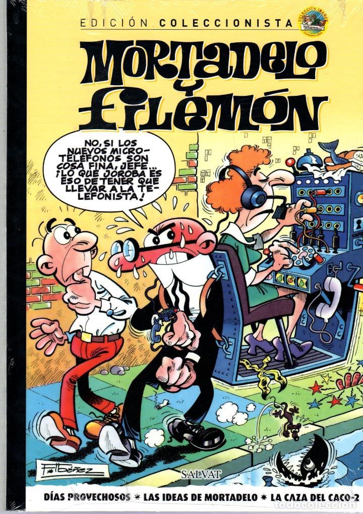 MORTADELO Y FILEMON EDICION COLECCIONISTA. Nº 62 SALVAT (Tebeos y Comics - Comics otras Editoriales Actuales)