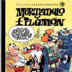 Comics: MORTADELO Y FILEMON EDICION COLECCIONISTA. Nº 62 SALVAT. Lote 289255973