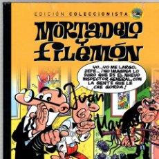 Comics: MORTADELO Y FILEMON EDICION COLECCIONISTA. Nº 61 SALVAT. Lote 289256288