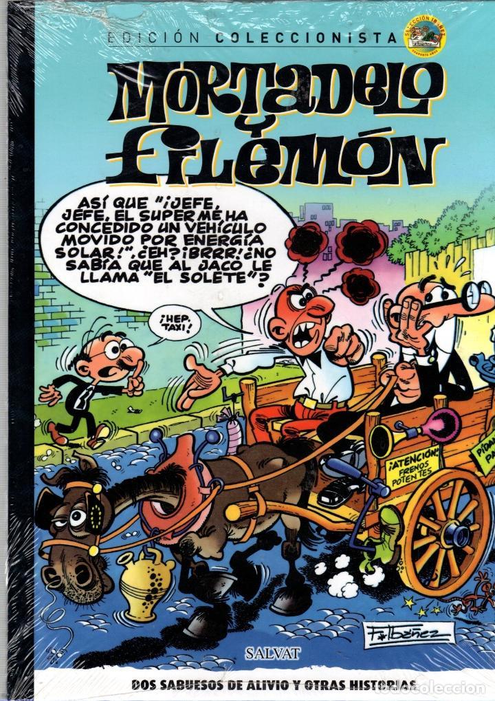 MORTADELO Y FILEMON EDICION COLECCIONISTA. Nº 80 SALVAT (Tebeos y Comics - Comics otras Editoriales Actuales)