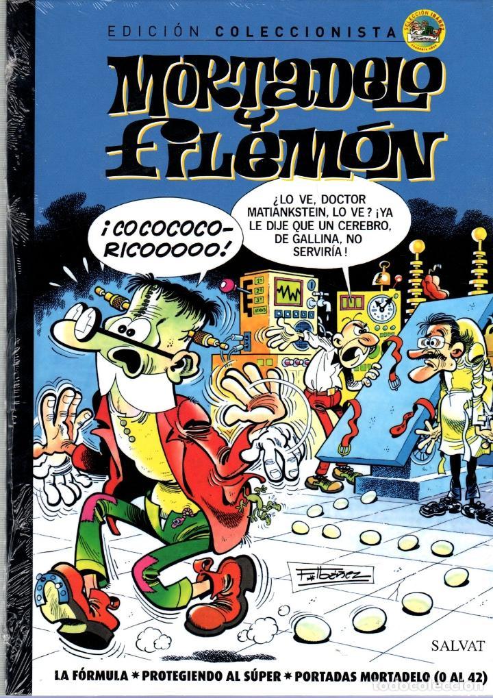 MORTADELO Y FILEMON EDICION COLECCIONISTA. Nº 74 SALVAT (Tebeos y Comics - Comics otras Editoriales Actuales)