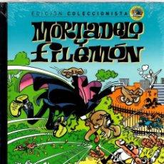 Cómics: MORTADELO Y FILEMON EDICION COLECCIONISTA. Nº 15 SALVAT. Lote 289257383