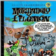 Cómics: MORTADELO Y FILEMON EDICION COLECCIONISTA. Nº 52 SALVAT. Lote 289258223