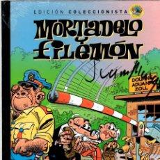 Cómics: MORTADELO Y FILEMON EDICION COLECCIONISTA. Nº 34 SALVAT. Lote 289258863