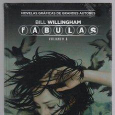 Cómics: FABULAS BILL WILLINGHAM. VOLUMEN 6. COLECCION VERTIGO Nº 35. SALVAT ECC EDICIONES. Lote 289296433