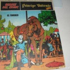 Cómics: PRINCIPE VALIENTE 5.(DE 96).EDICIONES BURU LAN,AÑO 1971.. Lote 289386023