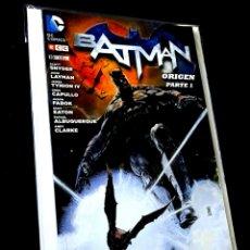 Cómics: DE KIOSCO BATMAN 10 ORIGEN PARTE 1 ECC DC DC. Lote 289410563