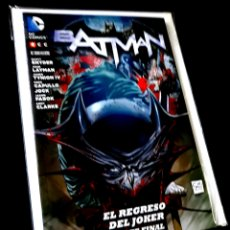 Cómics: DE KIOSCO BATMAN 8 EL REGRESO DEL JOKER PARTE FINAL ECC DC DC. Lote 289412523