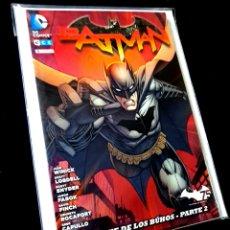 Cómics: DE KIOSCO BATMAN 5 LA NOCHE DE LOS BUHOS PARTE 2 ECC DC DC. Lote 289412713