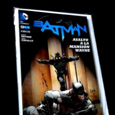 Cómics: DE KIOSCO BATMAN 3 ASALTO A LA MANSION WAYNE ECC DC DC. Lote 289415273