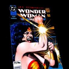 Cómics: CASI EXCELENTE ESTADO WONDER WOMAN EL TORNEO DC COMICS ZINCO. Lote 289431258