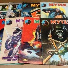 Cómics: MYTEK - EDICIONES SURCO LINEA 83 - LOTE DE 8 NÚMEROS: 1-2-3-4-5-6-8 Y 9.. Lote 289491723