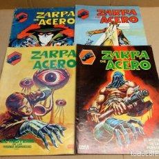Cómics: ZARPA DE ACERO - EDICIONES SURCO LINEA 83 - LOTE DE 4 NÚMEROS ,1-2-3 Y 5.. Lote 289493938