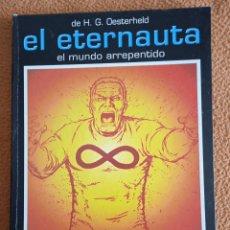 Fumetti: EL ETERNAUTA: MUNDO ARREPENTIDO (CLUB DEL COMIC,1997) - SOLANO LOPEZ - POL. Lote 289600618